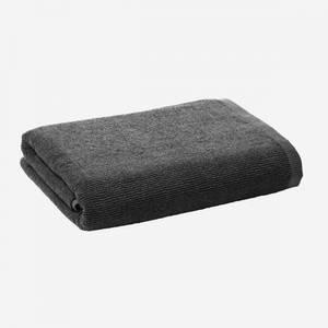 Bilde av Vipp 104 Bath Towel / Black 75x135cm