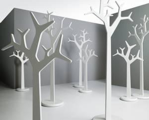 Bilde av Swedese Tree 194 cm Hvit Gulvmodell