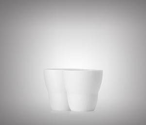 Bilde av Vipp 201 Espressokopp x 2 Hvit