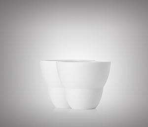 Bilde av Vipp 202 Kaffekopp x 2 Hvit