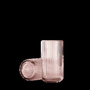 Bilde av Lyngby Vase Burgundy Glass 20,5 cm