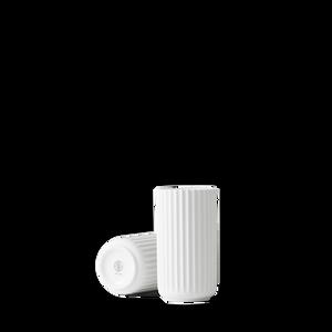 Bilde av Lyngby Vase Hvit 12 cm