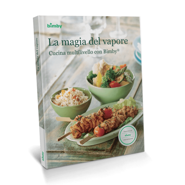 Bilde av La magia del vapore (italiensk)