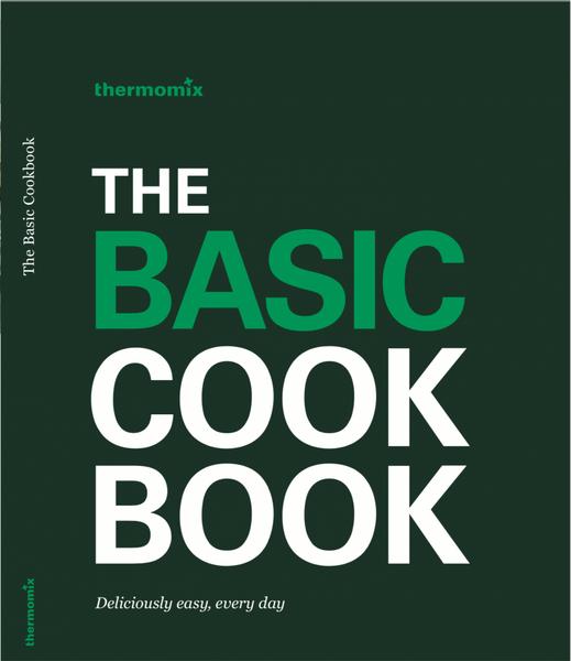 Bilde av Basic cookbook, engelsk