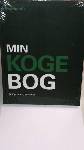 Bilde av Min Kogebog (dansk Thermomix kokebok)