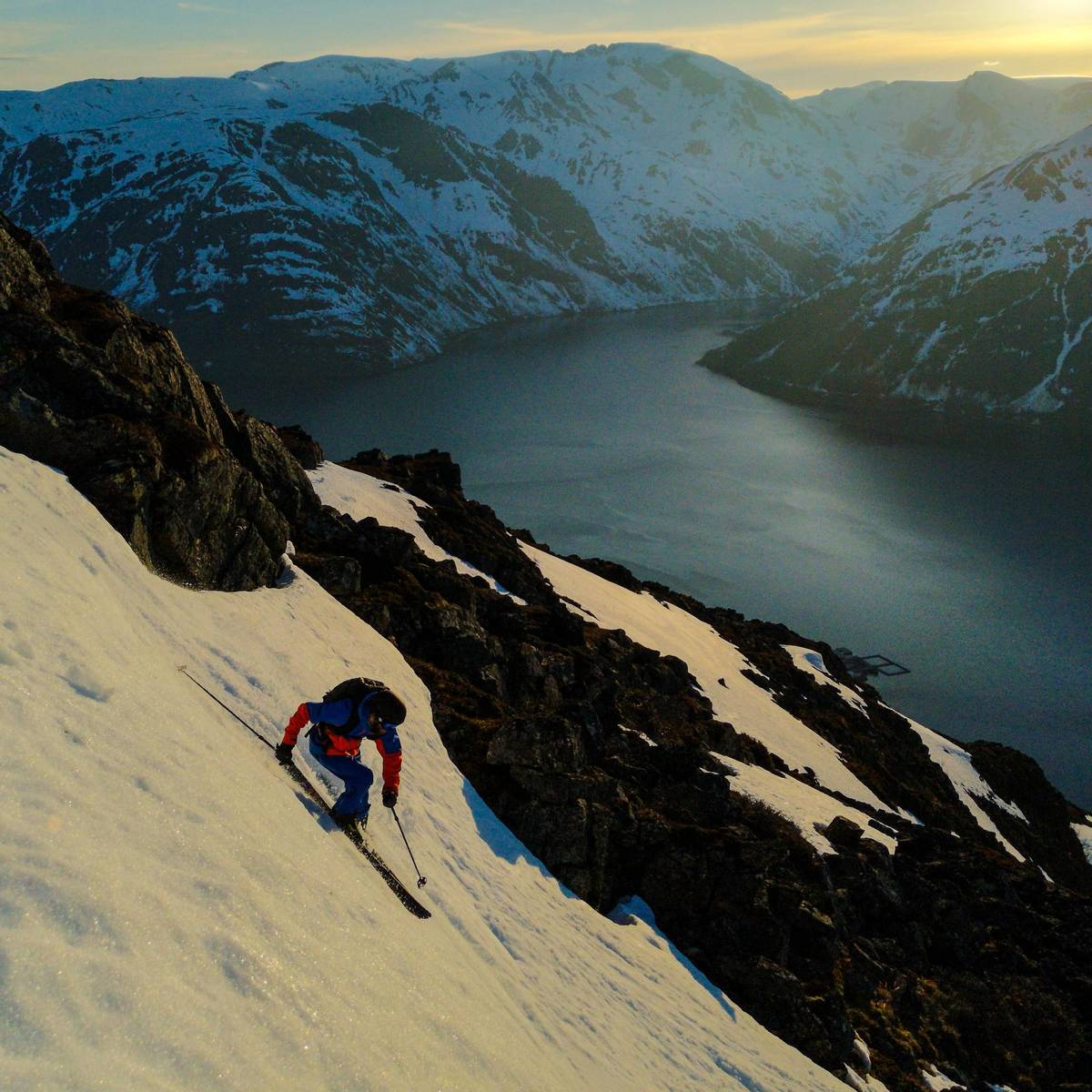 Guide W Topptur Ski