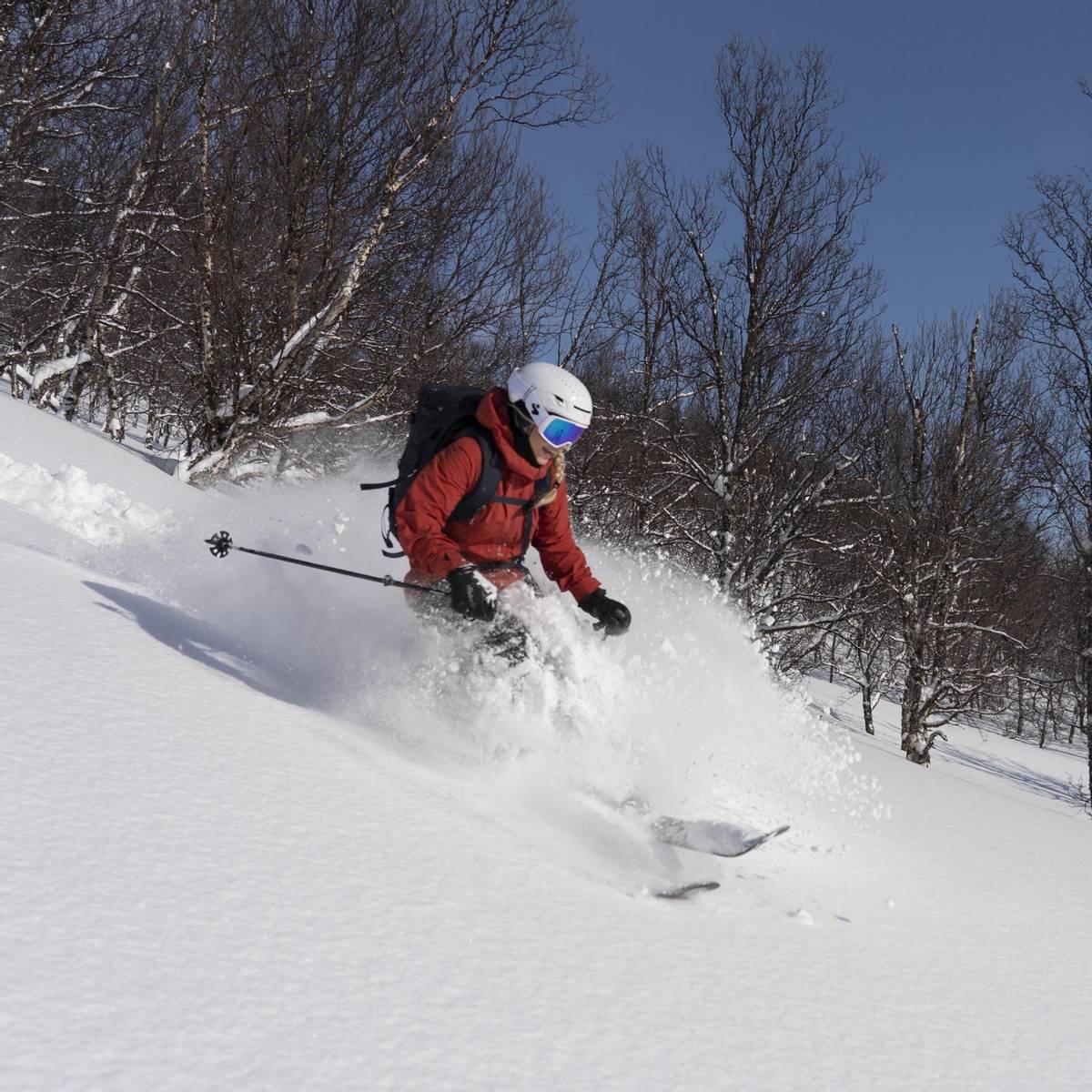 Cruiser topptur ski