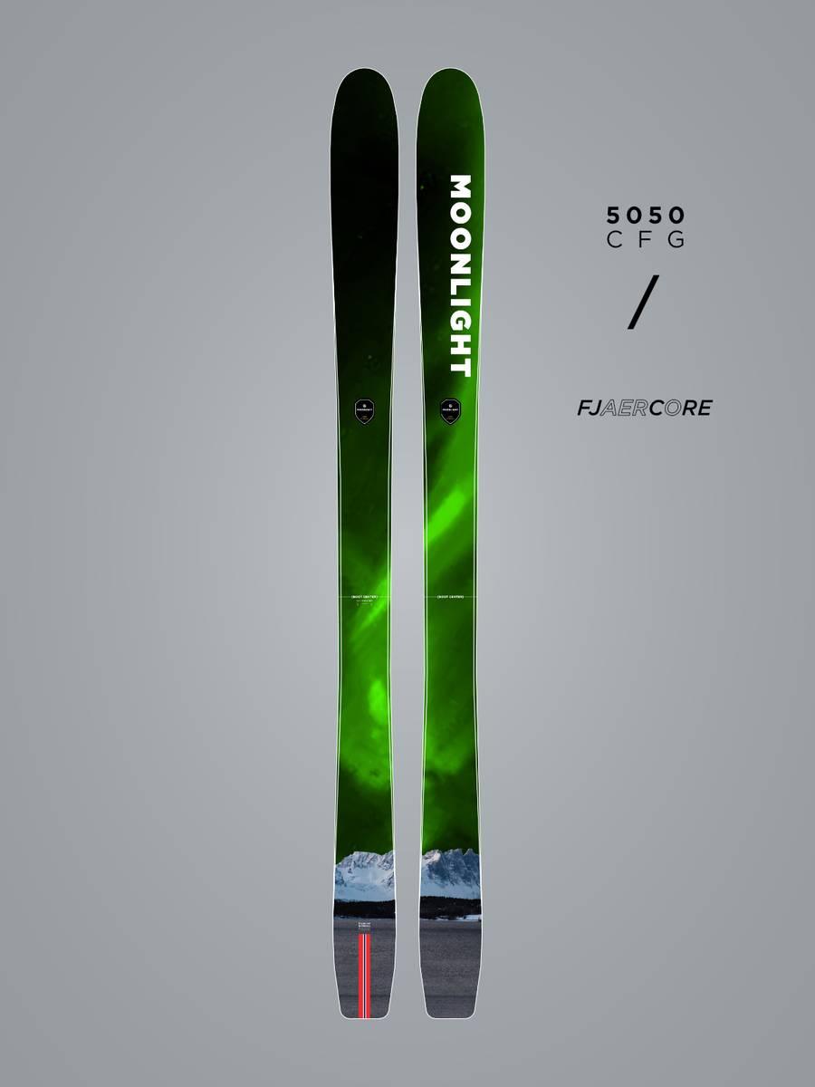 Mission Topptur Ski