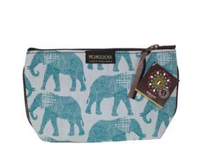 Bilde av Sminkepung med elefanter - Elle Teal