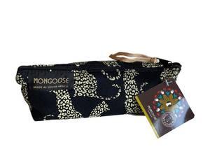 Bilde av Minibag - Svart leopard