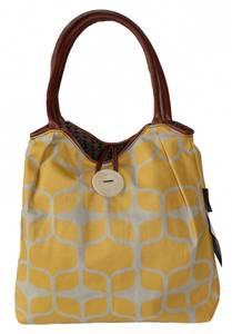 Bilde av Duck bag - Graphic gul veske