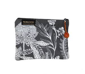 Bilde av Mappe med glidelås - Fynbos grå