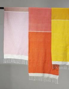 Bilde av Badehåndkle Abay - Rosa, gul, orange -