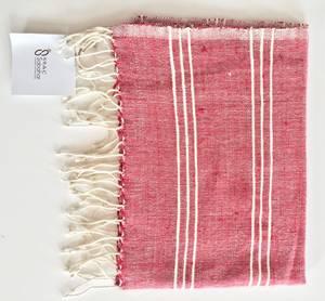 Bilde av Lite håndkle - Shebelle rødt