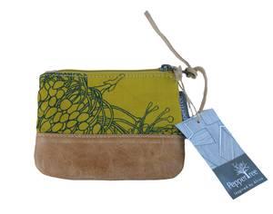 Bilde av Pengepung Limegrønn - Small zip purse