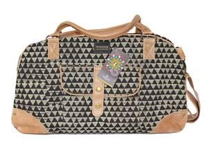 Bilde av Travel bag Diamond - Weekendbag svart /