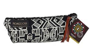 Bilde av Minibag- Ndebele svart/hvit