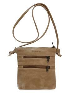Bilde av Small Knotted Bag - Liten lys brun