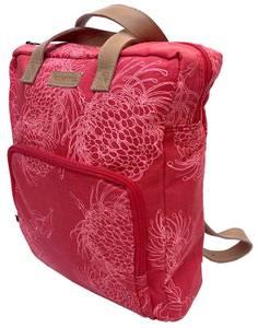 Bilde av City Backpack - Rød ryggsekk til dame
