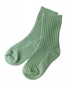 Bilde av Ribb sokker grønn