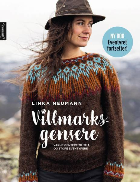 Bilde av Villmarksgensere - varme gensere til små og store