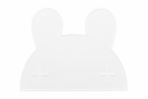 Bilde av Spisebrikke Bunny / Hvit - We Might Be Tiny