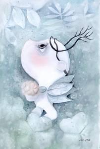 Bilde av Plakat Malva - Little Folk