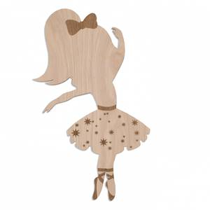 Bilde av Ballerina Lampe / Eik - Maseliving