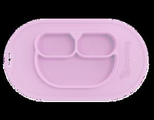 Bilde av Spisesett All-In-One /Pink - Ecoviking