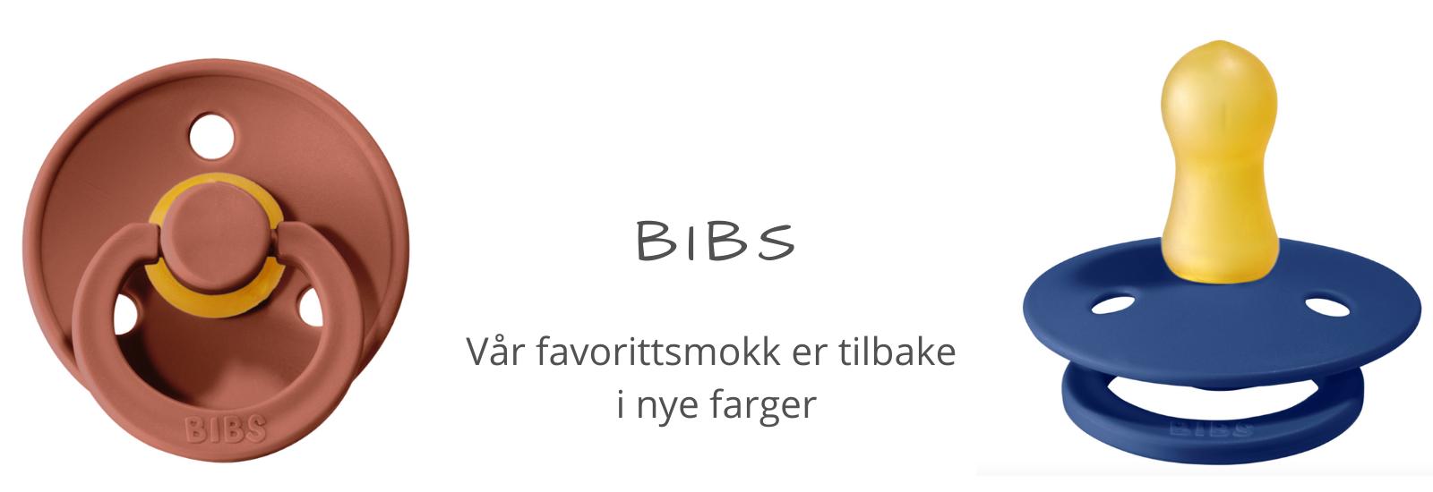 Bibs, smokk, naturlig smokk