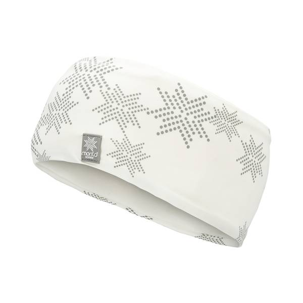 Bilde av Morild Skimre pannebånd med refleks, hvit