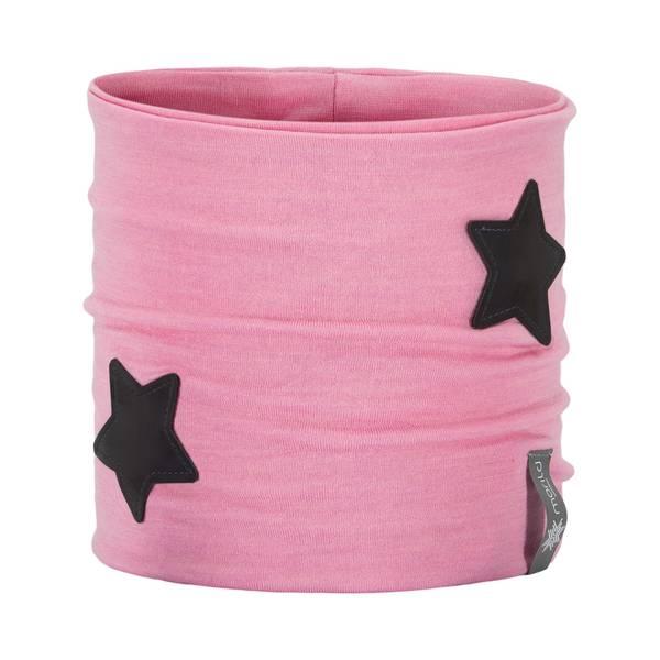 Bilde av Morild Nordstjerne hals med refleks, lys rosa