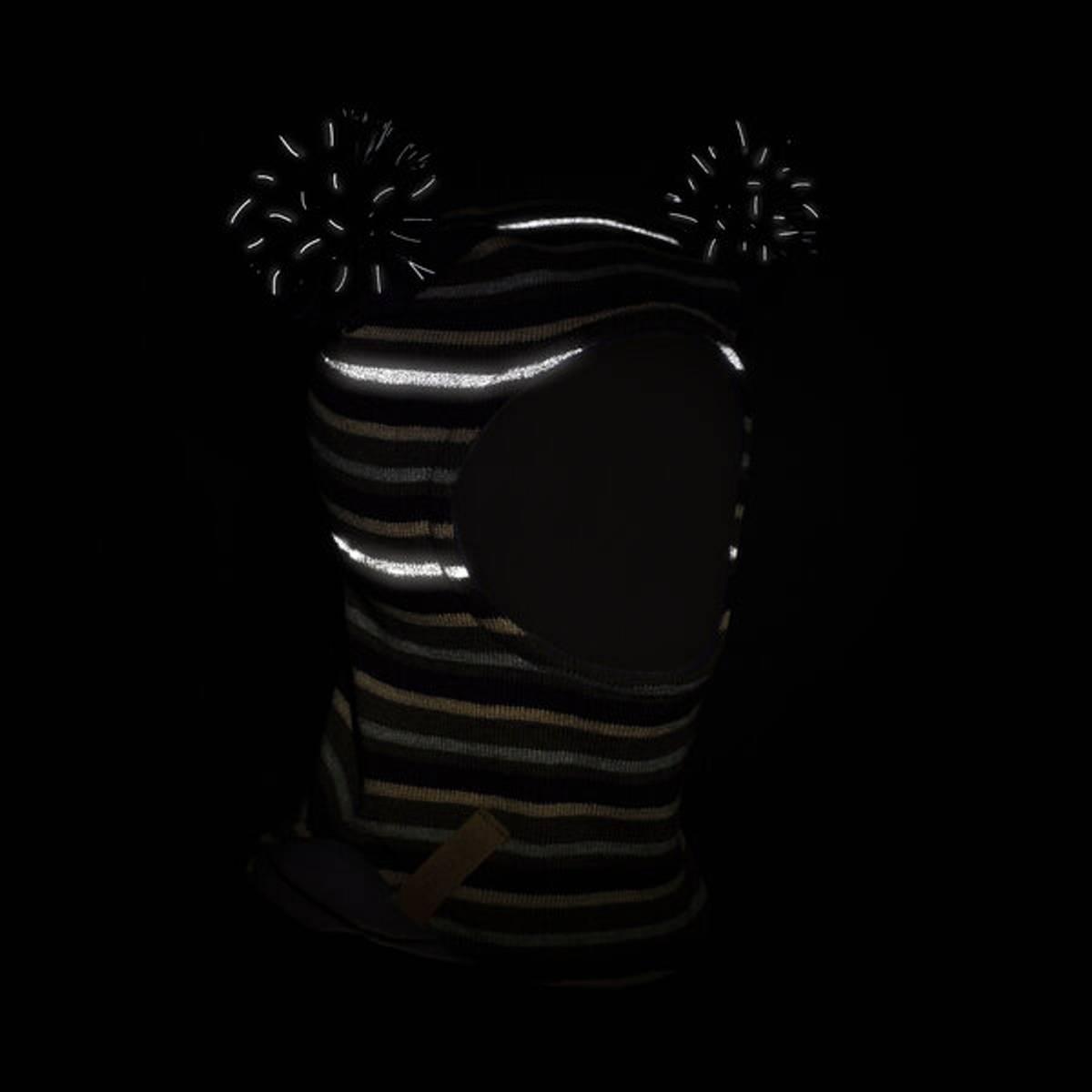 Morild Fonn balaklava med refleks, fiolett