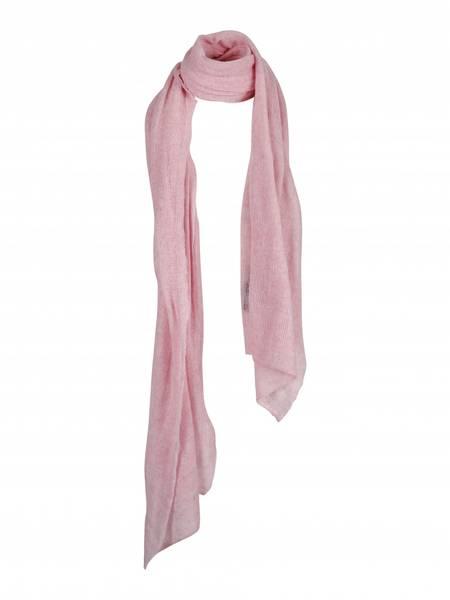 Bilde av Big knitted Scarf-rosa