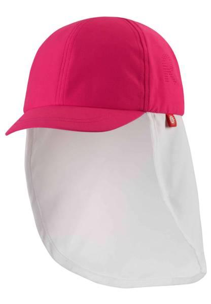 Bilde av Tropisk solhatt - rosa o