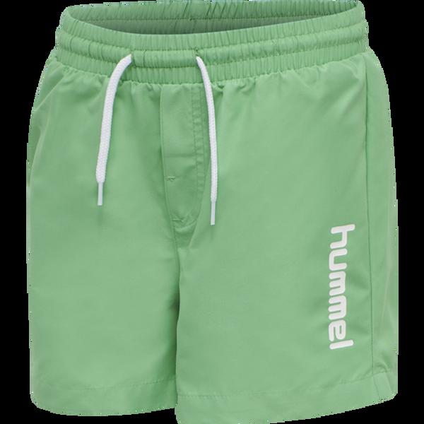 Bilde av HmlBondi Board Shorts - Jade Cream