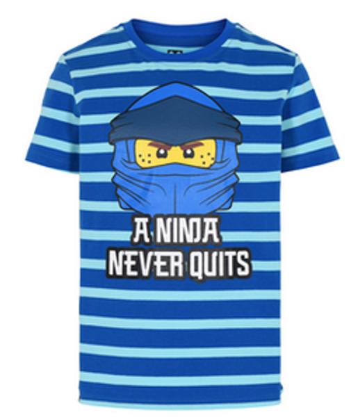 Bilde av Ninjago t-skjorte Jay - Light Turqoise
