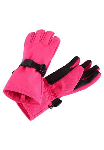 Bilde av ReimaTec vår/høst hanske Pivo - Berry pink