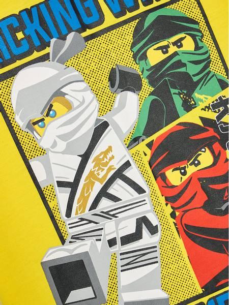 Bilde av Ninjago t-skjorte - Yellow