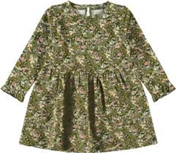 Bilde av Nmfrogarden ls sweat dress - Winther moss