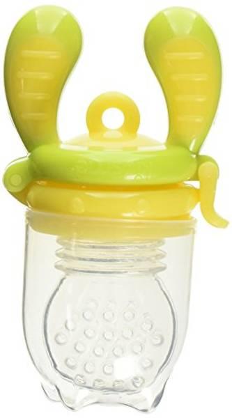 Bilde av KidsMe Food feeder - L - Gulgrønn