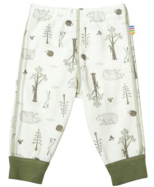 Bilde av Joha Wood leggings ull/bambus - Salvie