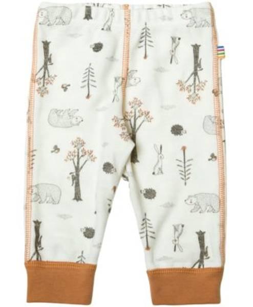 Bilde av Joha Wood leggings ull/bambus - Kobber