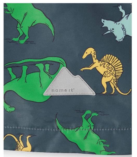 Bilde av NmmMax Jacket Color Dinosaur - Midnight Navy