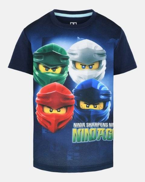 Bilde av Ninjago t-shirt - Dark Navy