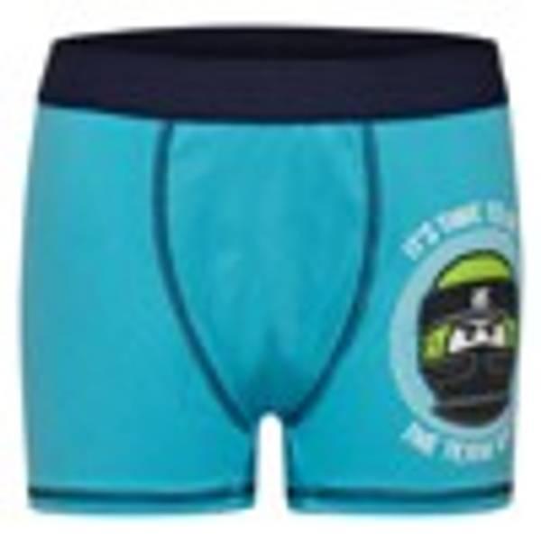 Bilde av Ninjago boxershorts 3pk - Blå/lyseblå/hvit