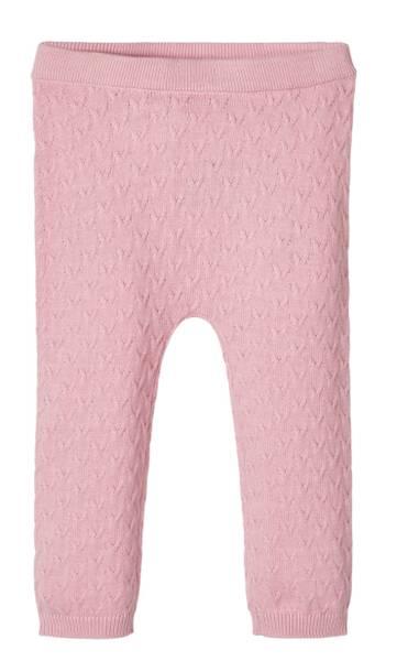 Bilde av Name It nbftifine knit pant - Pink Nectar