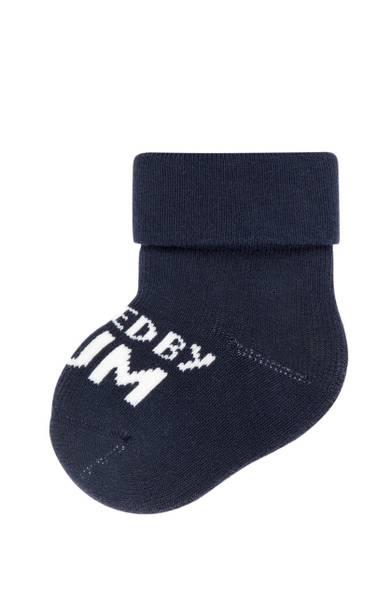 Bilde av Nbmtitomon terry frote sock - dark sapphire