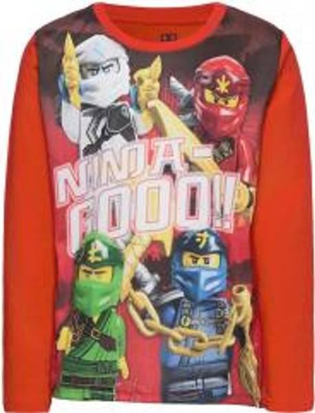 Bilde av Lego Ninjago trøye - Orange