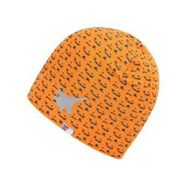 Bilde av Nibba bomull lue - Orange peel pr